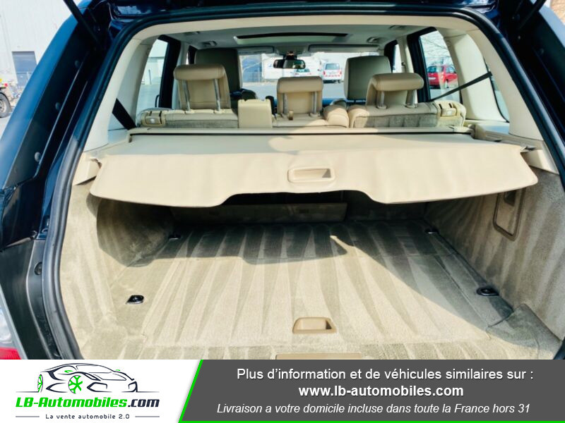 Land rover Range Rover 3.0 TDV6 258 HSE BVA Bleu occasion à Beaupuy - photo n°12