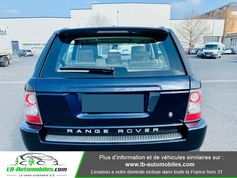 Land rover Range Rover 3.0 TDV6 258 HSE BVA Bleu occasion à Beaupuy - photo n°11