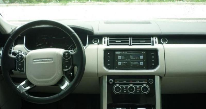 Land rover Range Rover 3.0 TDV6 258 Vogue SWB Mark V Jaune occasion à Laxou - photo n°4