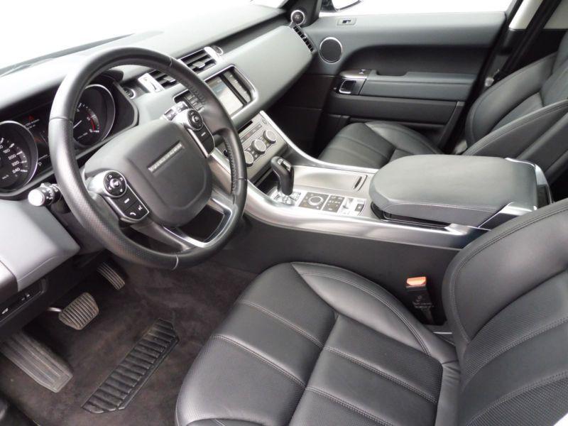 Land rover Range Rover 3.0 TDV6 258 Gris occasion à Beaupuy - photo n°2