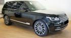 Land rover Range Rover 3.0 TDV6 258CH AUTOBIOGRAPHY LWB MARK VII Noir à Villenave-d'Ornon 33