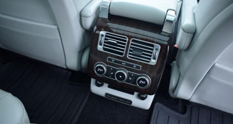Land rover Range Rover 3.0 TDV6 HSE SWB Bleu occasion à VENDARGUES - photo n°7