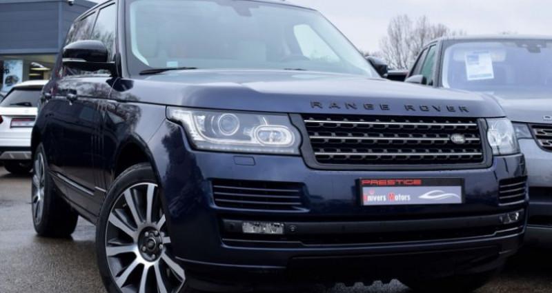 Land rover Range Rover 3.0 TDV6 HSE SWB Bleu occasion à VENDARGUES