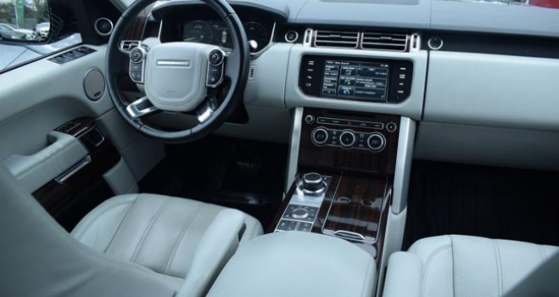 Land rover Range Rover 3.0 TDV6 HSE SWB Bleu occasion à VENDARGUES - photo n°2