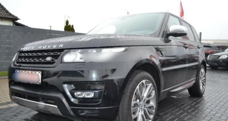 Land rover Range Rover 3.0 TDV6 HSE Noir occasion à Boulogne-Billancourt