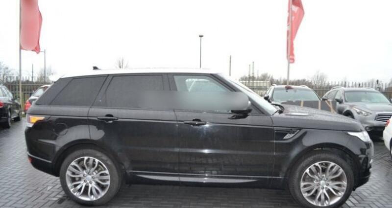 Land rover Range Rover 3.0 TDV6 HSE Noir occasion à Boulogne-Billancourt - photo n°3