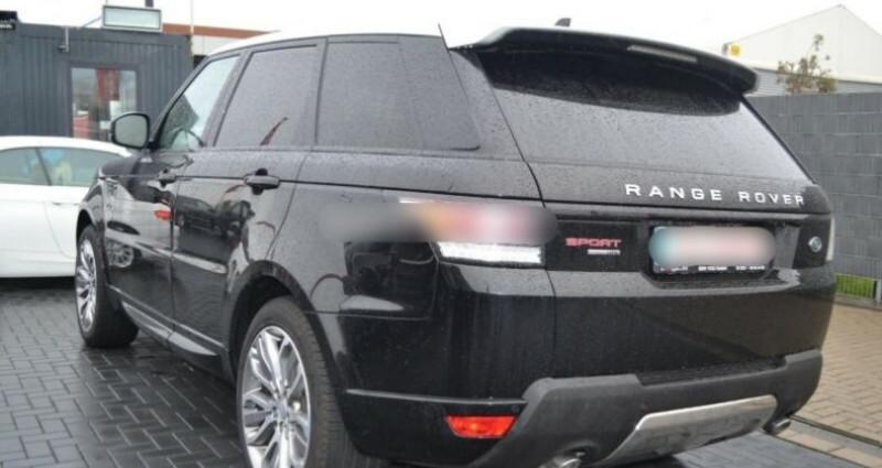 Land rover Range Rover 3.0 TDV6 HSE Noir occasion à Boulogne-Billancourt - photo n°2