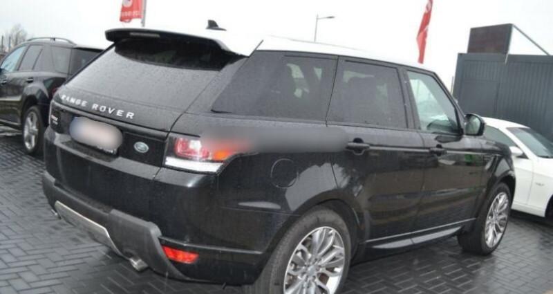 Land rover Range Rover 3.0 TDV6 HSE Noir occasion à Boulogne-Billancourt - photo n°5