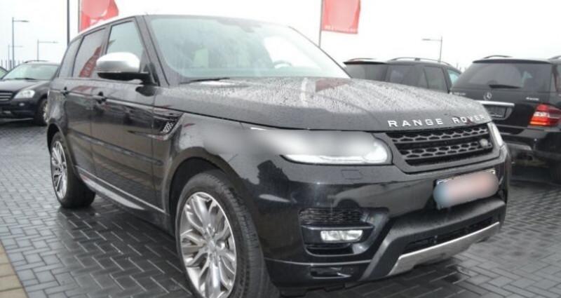 Land rover Range Rover 3.0 TDV6 HSE Noir occasion à Boulogne-Billancourt - photo n°4