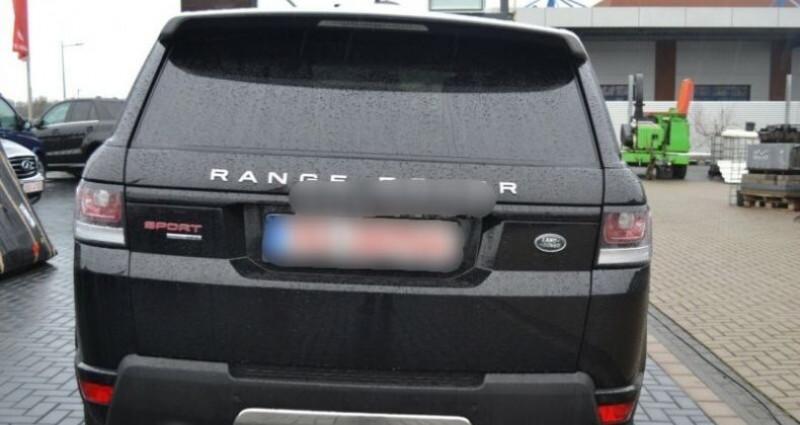 Land rover Range Rover 3.0 TDV6 HSE Noir occasion à Boulogne-Billancourt - photo n°6