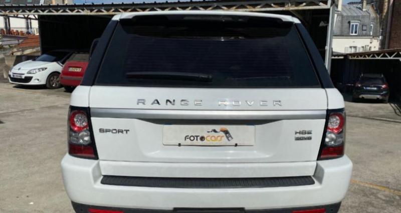 Land rover Range Rover 3.0 TDV6 HSE Blanc occasion à REZE - photo n°4