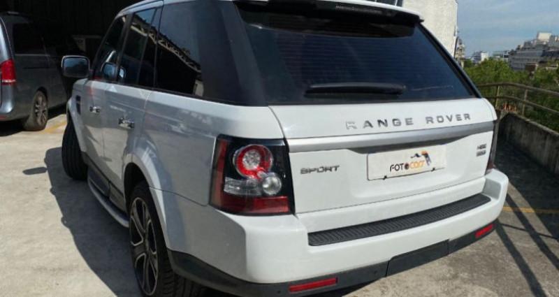 Land rover Range Rover 3.0 TDV6 HSE Blanc occasion à REZE - photo n°3
