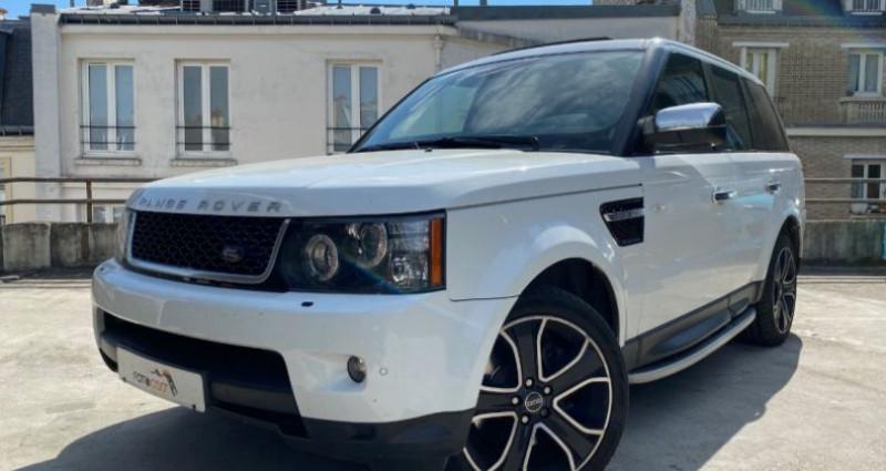 Land rover Range Rover 3.0 TDV6 HSE Blanc occasion à REZE