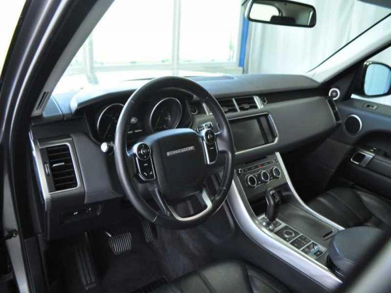 Land rover Range Rover 3.0 TDV6 SE 258 Gris occasion à Beaupuy - photo n°8