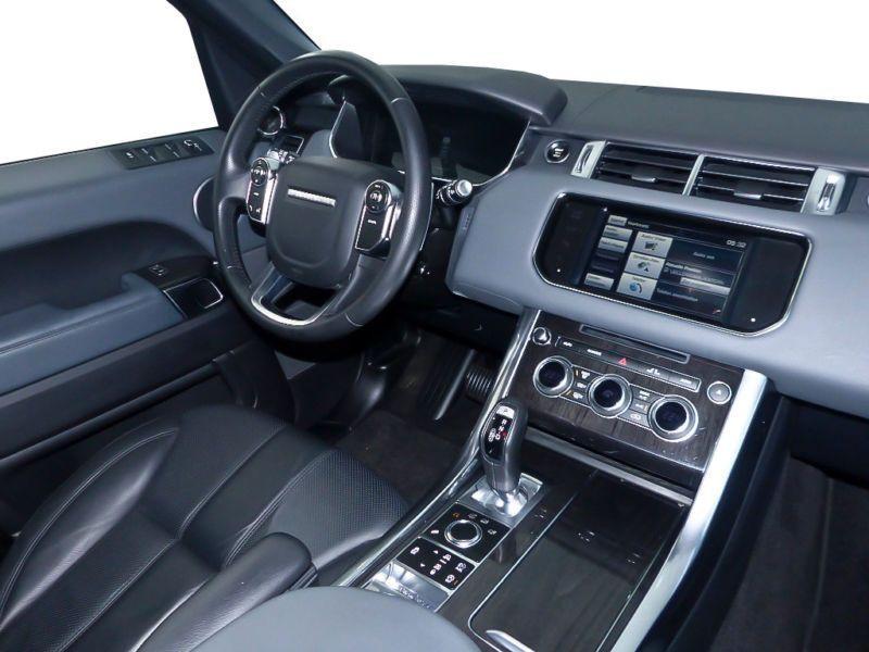 Land rover Range Rover 3.0 TDV6 SE 258 Bleu occasion à Beaupuy - photo n°7