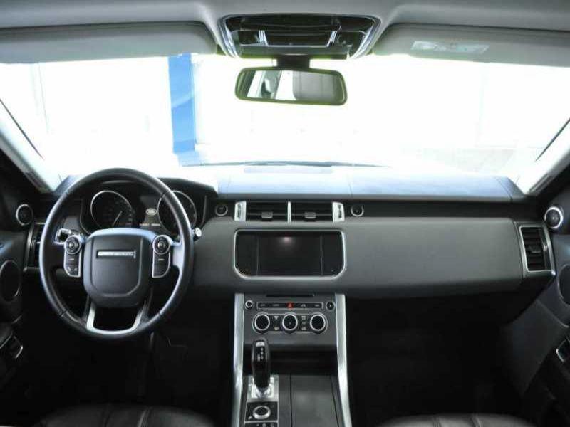 Land rover Range Rover 3.0 TDV6 SE 258 Gris occasion à Beaupuy - photo n°2