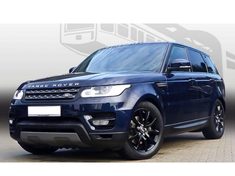 Land rover Range Rover 3.0 TDV6 SE 258 Bleu occasion à Beaupuy