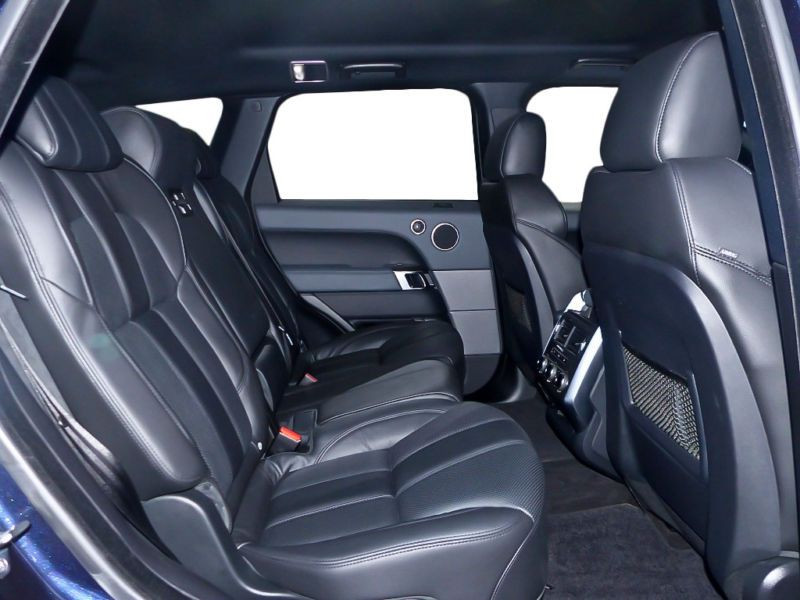 Land rover Range Rover 3.0 TDV6 SE 258 Bleu occasion à Beaupuy - photo n°5
