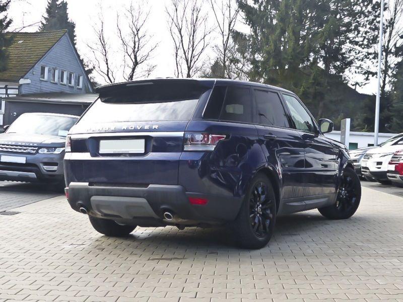 Land rover Range Rover 3.0 TDV6 SE 258 Bleu occasion à Beaupuy - photo n°3