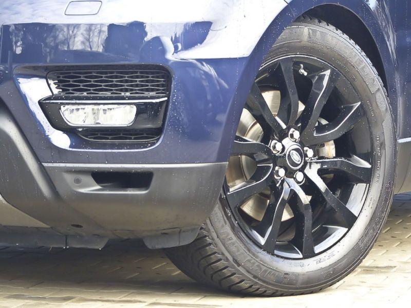 Land rover Range Rover 3.0 TDV6 SE 258 Bleu occasion à Beaupuy - photo n°9