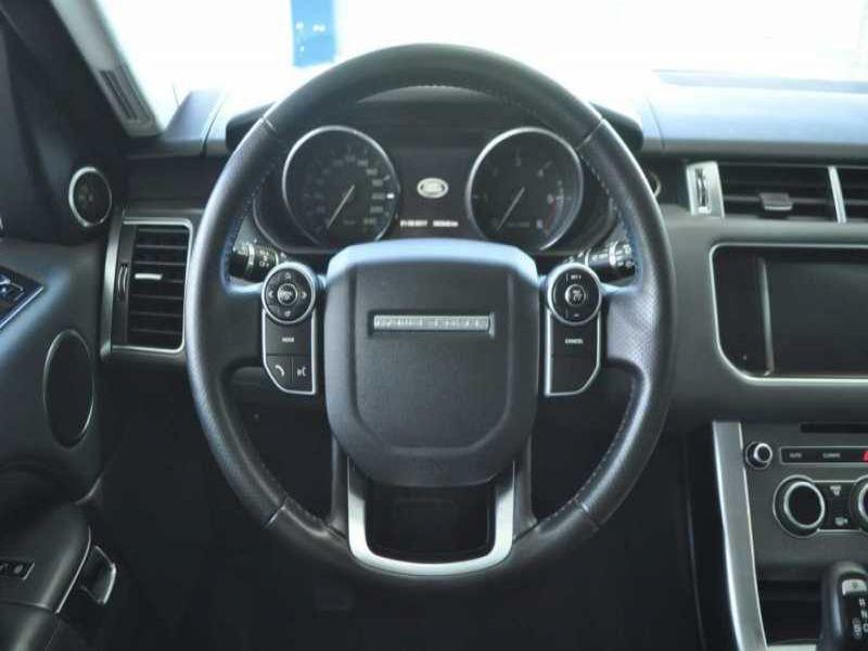 Land rover Range Rover 3.0 TDV6 SE 258 Gris occasion à Beaupuy - photo n°7