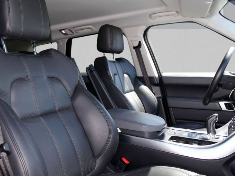 Land rover Range Rover 3.0 TDV6 SE 258 Blanc occasion à Beaupuy - photo n°4