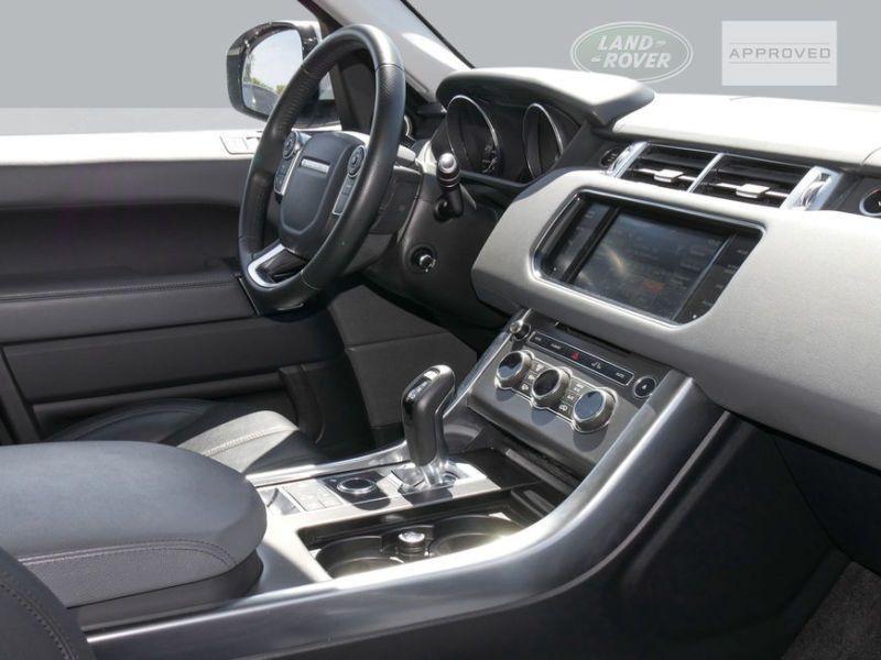 Land rover Range Rover 3.0 TDV6 SE 258 Blanc occasion à Beaupuy - photo n°7
