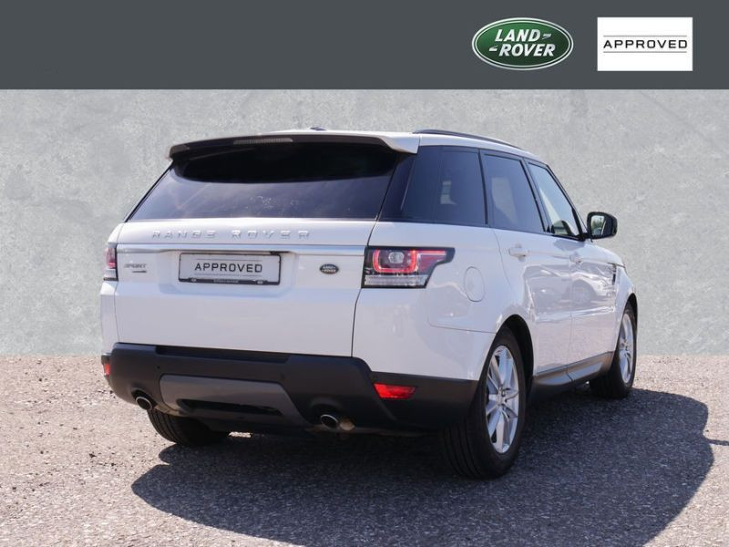 Land rover Range Rover 3.0 TDV6 SE 258 Blanc occasion à Beaupuy - photo n°3