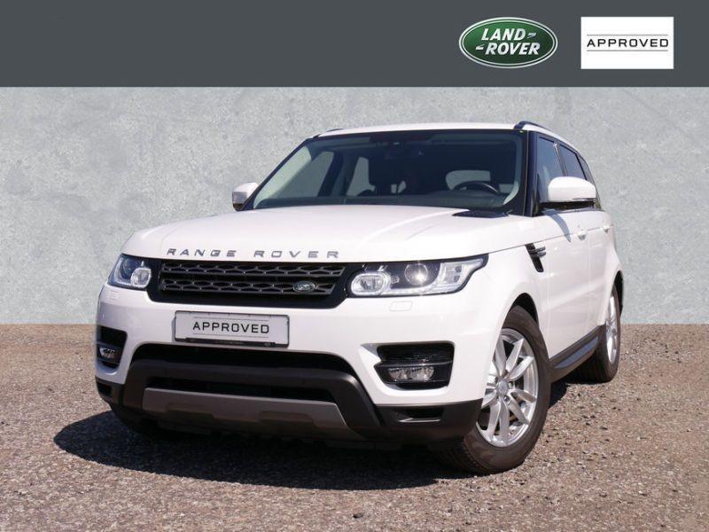 Land rover Range Rover 3.0 TDV6 SE 258 Blanc occasion à Beaupuy