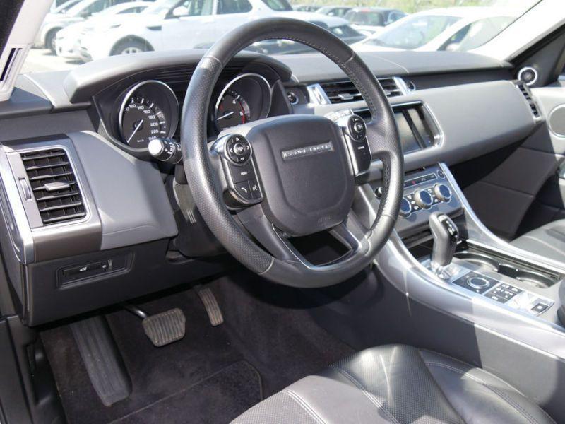 Land rover Range Rover 3.0 TDV6 SE 258 Blanc occasion à Beaupuy - photo n°2