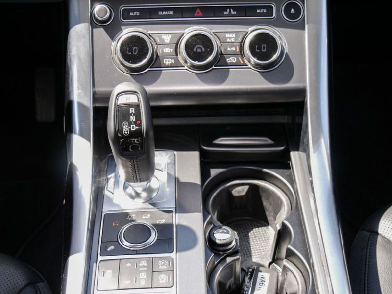 Land rover Range Rover 3.0 TDV6 SE 258 Blanc occasion à Beaupuy - photo n°6