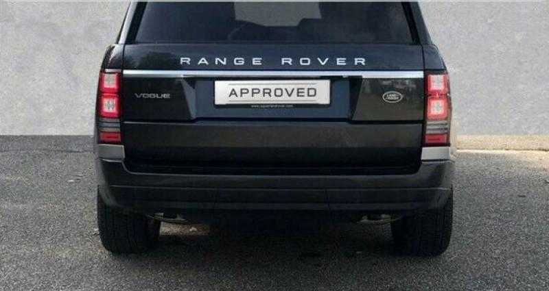 Land rover Range Rover 3.0 TDV6 VOGUE TDV6 Gris occasion à Boulogne-Billancourt - photo n°7