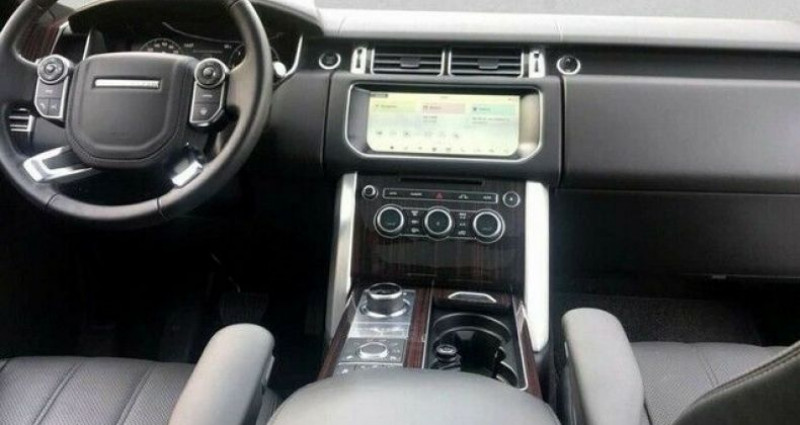 Land rover Range Rover 3.0 TDV6 VOGUE TDV6 Gris occasion à Boulogne-Billancourt - photo n°4