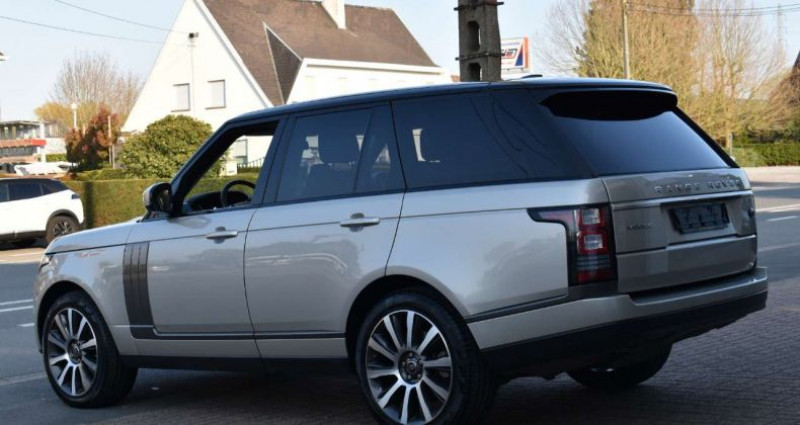 Land rover Range Rover 3.0 TDV6 Vogue Beige occasion à Ingelmunster - photo n°4
