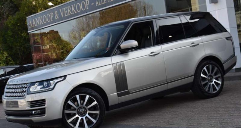 Land rover Range Rover 3.0 TDV6 Vogue Beige occasion à Ingelmunster