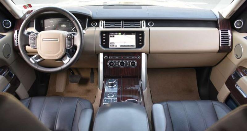 Land rover Range Rover 3.0 TDV6 Vogue Beige occasion à Ingelmunster - photo n°6
