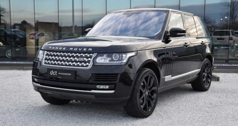 Land rover Range Rover 3.0 Vogue EU6 ACC Pano 22'Alu 1st Hand Noir occasion à Wielsbeke