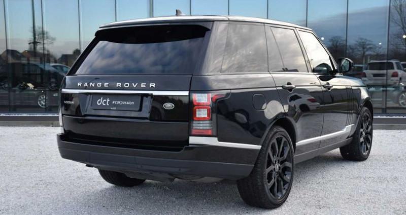 Land rover Range Rover 3.0 Vogue EU6 ACC Pano 22'Alu 1st Hand Noir occasion à Wielsbeke - photo n°3
