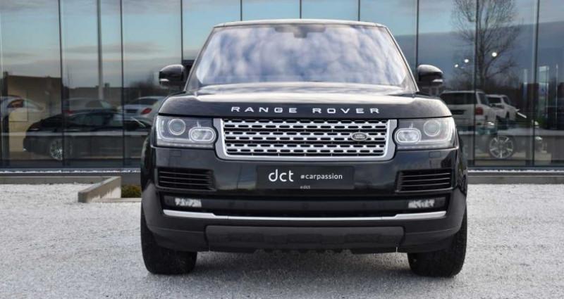 Land rover Range Rover 3.0 Vogue EU6 ACC Pano 22'Alu 1st Hand Noir occasion à Wielsbeke - photo n°2