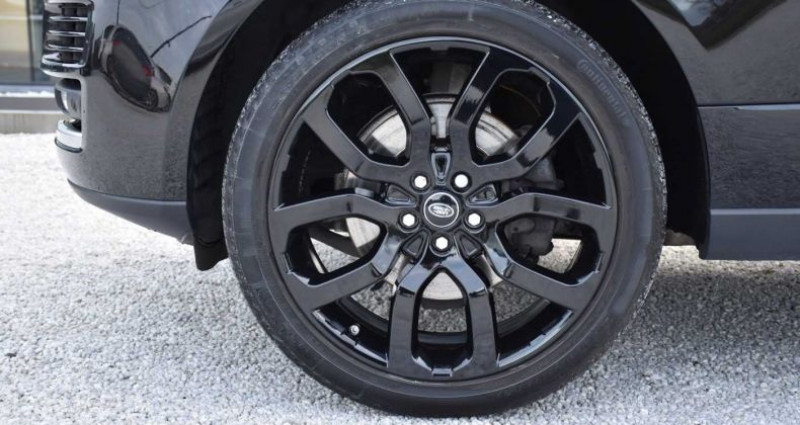 Land rover Range Rover 3.0 Vogue EU6 ACC Pano 22'Alu 1st Hand Noir occasion à Wielsbeke - photo n°6