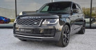 Land rover Range Rover 3.0D Vogue Carpathian Grey Meridian825w Pano Gris à Wielsbeke 87