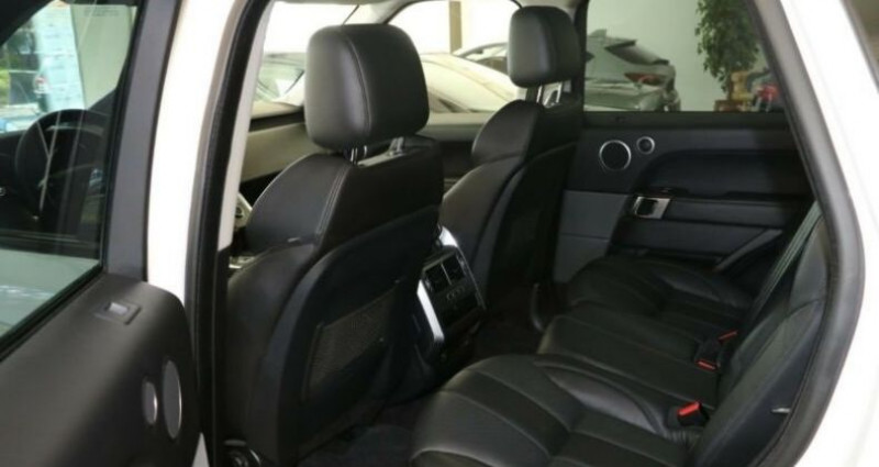 Land rover Range Rover 3.0i V6, 63448 Kms Blanc occasion à Mudaison - photo n°5
