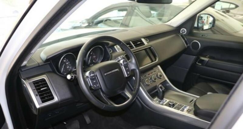 Land rover Range Rover 3.0i V6, 63448 Kms Blanc occasion à Mudaison - photo n°4