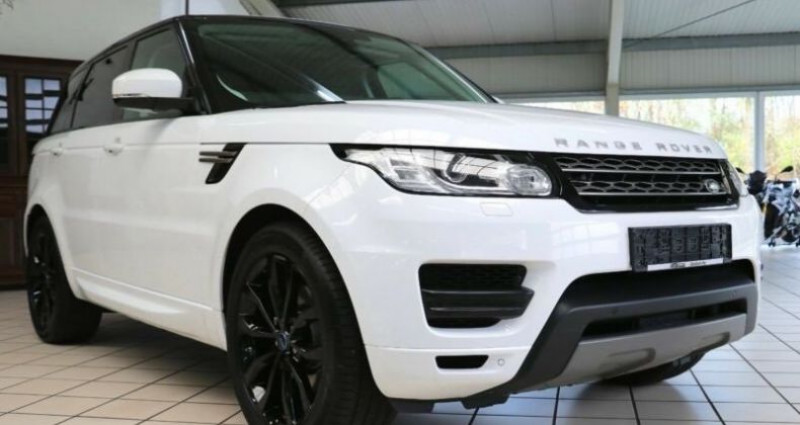Land rover Range Rover 3.0i V6, 63448 Kms Blanc occasion à Mudaison