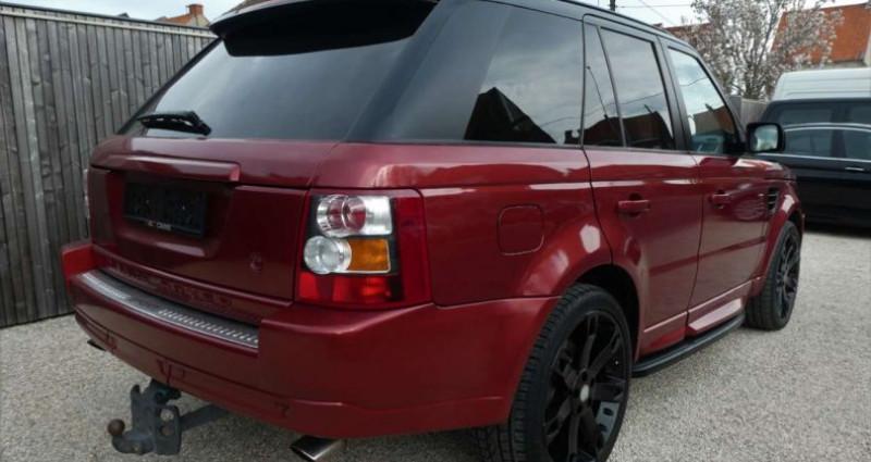 Land rover Range Rover 3.6 TdV8 32v HSE LICHTE VRACHT - UTILITAIRE Rouge occasion à Waregem - photo n°2
