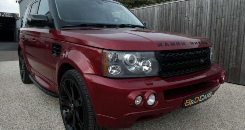 Land rover Range Rover 3.6 TdV8 32v HSE LICHTE VRACHT - UTILITAIRE Rouge occasion à Waregem