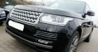 Land rover Range Rover 4.4 SDV8 339 Autobiography Noir à Boulogne-Billancourt 92