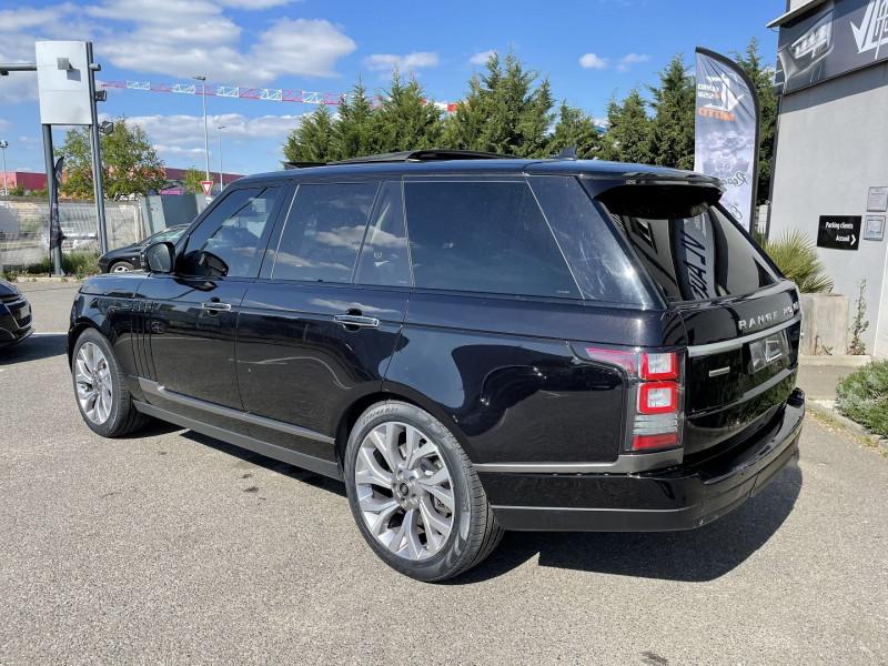 Land rover Range Rover 4.4 SDV8 AUTOBIOGRAPHY Noir occasion à Colomiers - photo n°2
