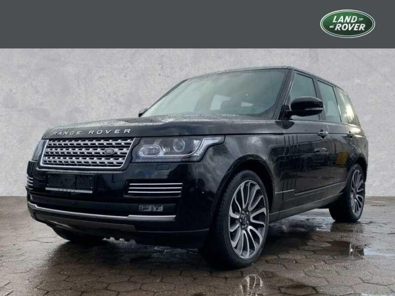 Land rover Range Rover 4.4 SDV8 Autobiography Noir occasion à BEAUPUY