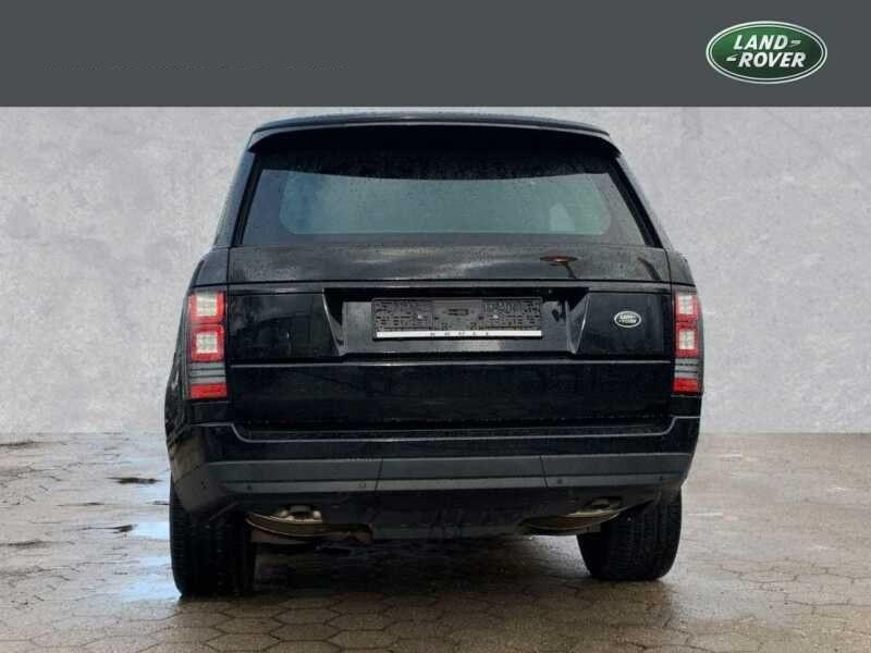 Land rover Range Rover 4.4 SDV8 Autobiography Noir occasion à BEAUPUY - photo n°7